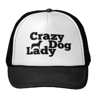 Crazy Dog Lady Trucker Hat
