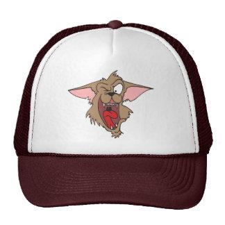 Crazy Dog Trucker Hat