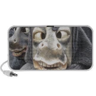 Crazy Donkey Mask Travel Speakers