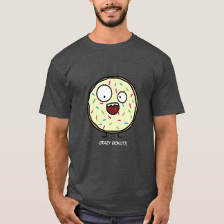 Crazy Donut with sprinkles T-Shirt