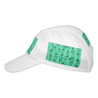 crazy doodle 13 green (C) Headsweats Hat