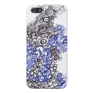 Crazy Doodle iPhone 4/4S Case