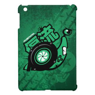 Crazy Drift Patrol - Turbo Snail (green) Cover For The iPad Mini