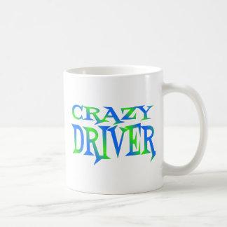 Crazy Driver Coffee Mug