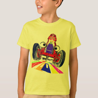 Crazy Driver T-Shirt