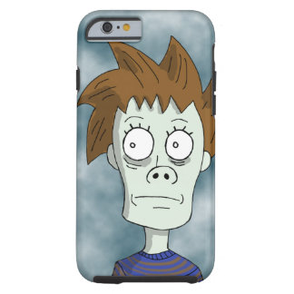 Crazy Eddie looks like a zombie Tough iPhone 6 Case