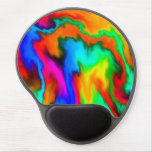 crazy effect 18F Gel Mouse Pad