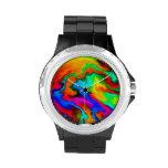 crazy effect 18F Wristwatch