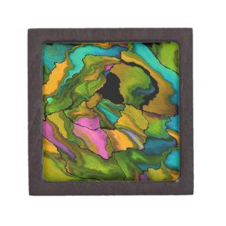 crazy effects 02 colorful premium trinket box