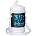 Crazy Electrician Igloo Beverage Dispenser