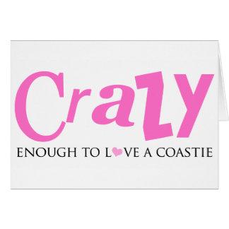 Crazy enough to love a Coastie Card