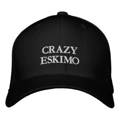 CRAZY ESKIMO CAP