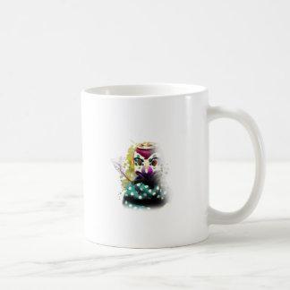 Crazy Evil Clown Toy Coffee Mug