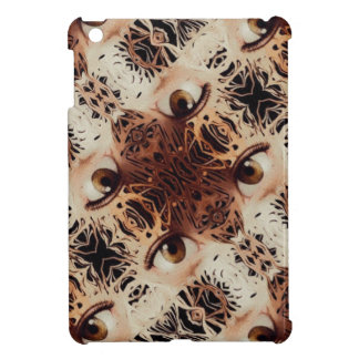 Crazy Eye Abstract Case For The iPad Mini