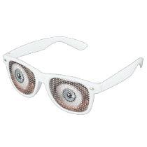 Crazy Eye funny glasses