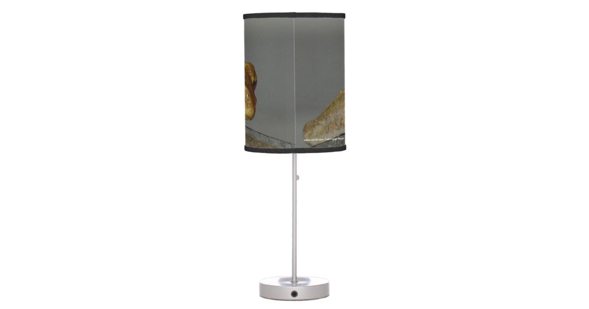 Crazy Eyed Tree Frog Table Lamp Zazzle