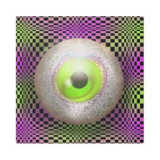 Crazy Eyes Planet M13 Graphic Print