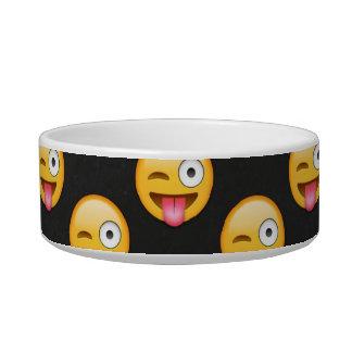Crazy Face Emoji Bowl