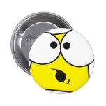 Crazy Face Pins
