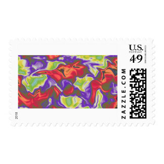 Crazy fashion stamps