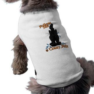 Crazy Felix Tweet This! Dog Clothing