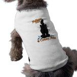 Crazy Felix Tweet This! Pet T-shirt