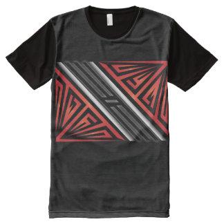 Crazy Flag #225 All-Over-Print Shirt
