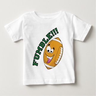 Crazy football fumble baby T-Shirt