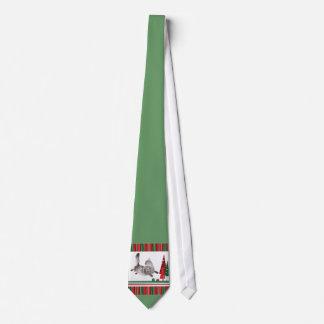 Crazy for Christmas Cat Tie