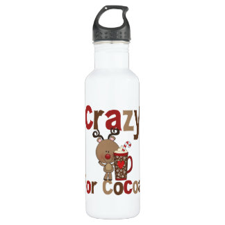 Crazy For Cocoa 24oz Water Bottle