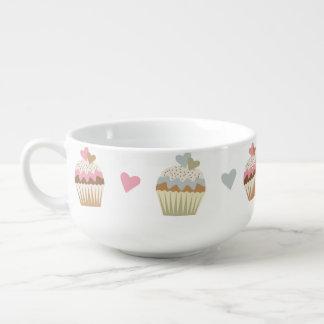 Crazy for Cupcakes Soup Mug
