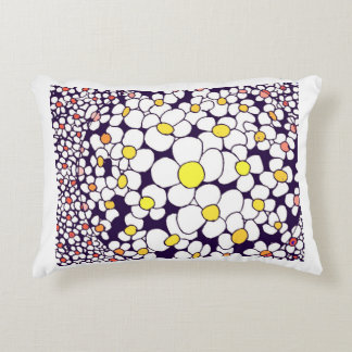 """""""Crazy for Daisies"""" By CR Sinclair Decorative Pillow"""