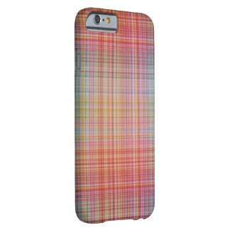 Crazy for Plaid Barely There iPhone 6 Case