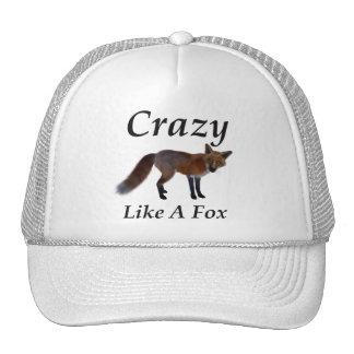Crazy Fox Trucker Hat