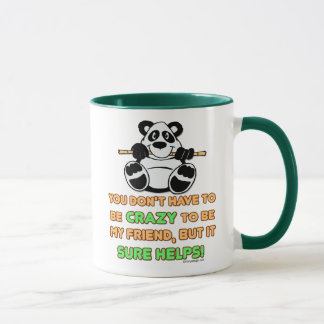 Crazy Friends Mugs
