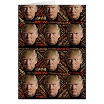 Crazy Funny Donald Trump Card