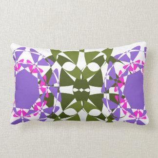 Crazy geometry pillow