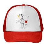 Crazy Girl Trucker Hat