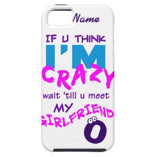 Crazy Girlfriend custom iPhone Case-Mate iPhone SE/5/5s Case
