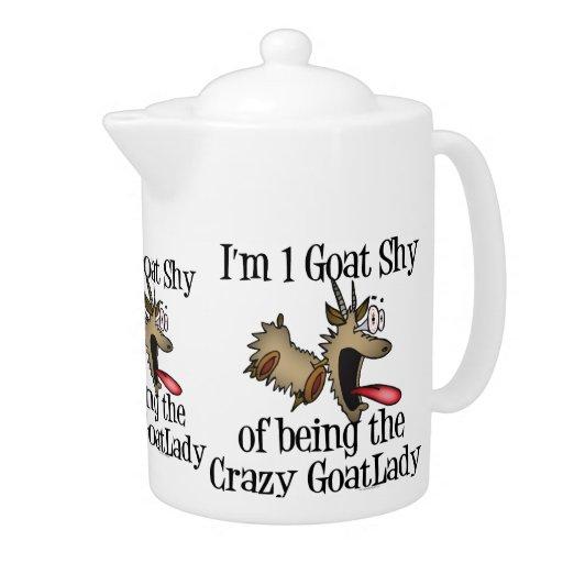 Crazy Goat Lady GetYerGoat