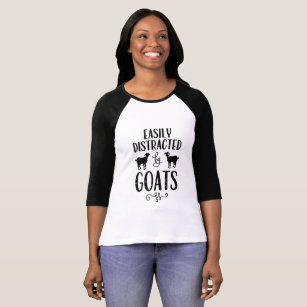 funny goat sayings t shirts t shirt design printing zazzle Goat Picts crazy goat lady shirt
