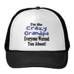 Crazy Grandpa Hata Hats