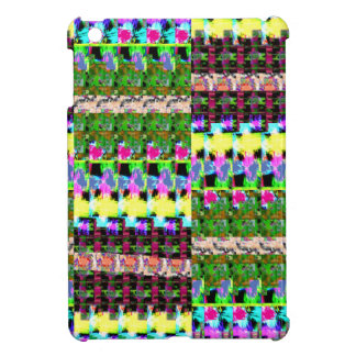 CRAZY Graphics PATCH work - Gifts, Shirts, Cards Case For The iPad Mini