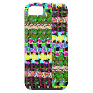 CRAZY Graphics PATCH work - Gifts, Shirts, Cards iPhone SE/5/5s Case