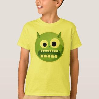 Crazy Green Monster T-Shirt