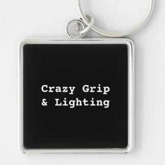 Crazy Grip Keychain