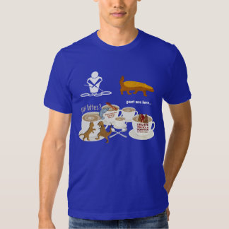 Crazy Guert Shirt Quads -n- stuff