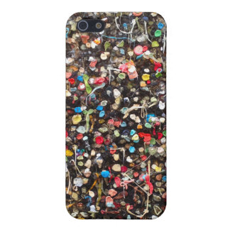 Crazy Gum Wall iPhone Case