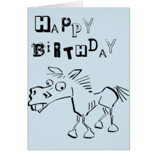 Crazy happy birthday cards greeting photo cards zazzle crazy happy birthday card bookmarktalkfo Choice Image