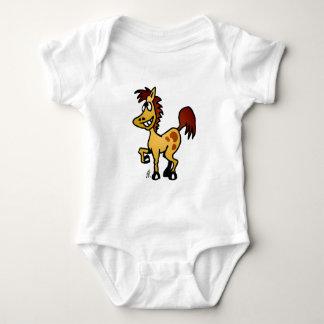 Crazy Horse Baby Bodysuit